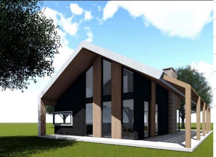 Vandaag de opdracht gekregen om een prachtig nieuw te bouwen woonhuis in Gasselte te voorzien van de volledige installatie!  #installatietechniek 💧 #elektrotechniek ⚡ #nibe 🍀